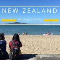 纽西兰打工旅行之初体验